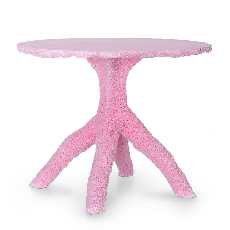 Cotton Candy side table