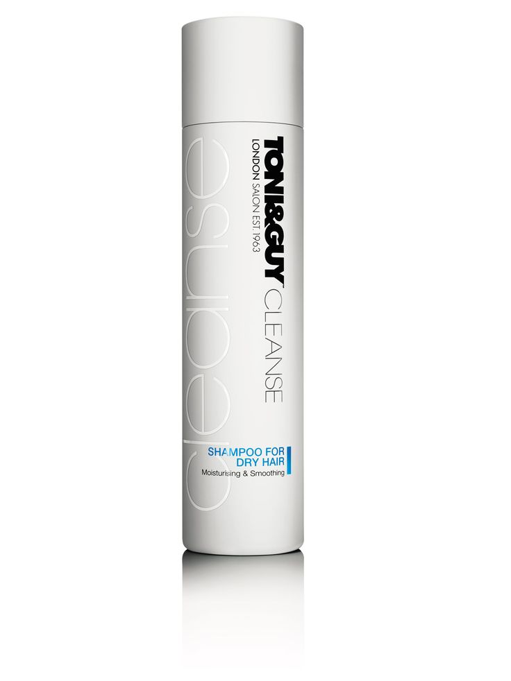 TONI&GUY Hair Care Cleanse Shampoo For Dry Hair RRP $15.99
