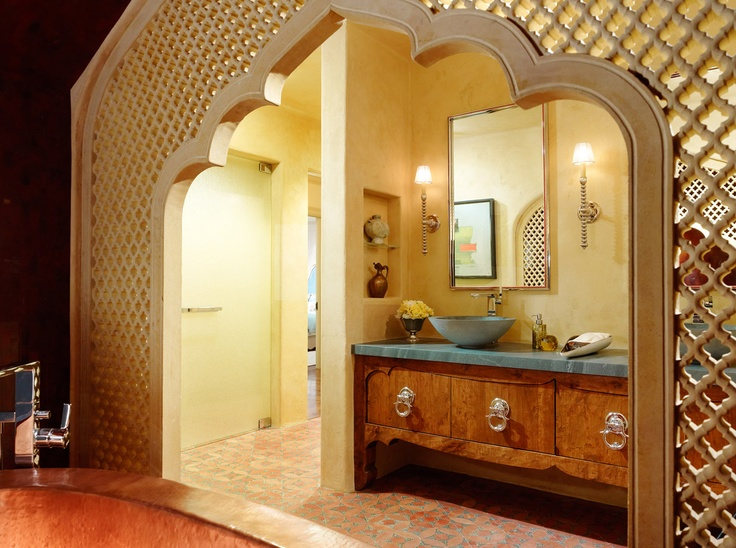 Bathroom In A Home San Francisco Designed By Jeffers Design Group