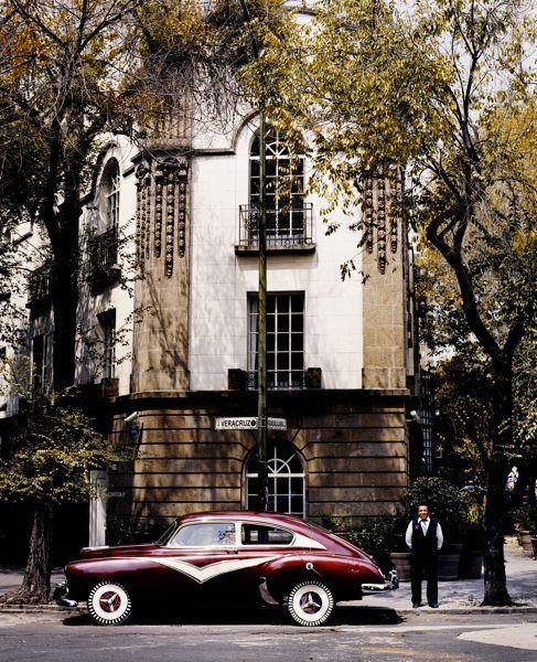 Colonia Condesa, México City
