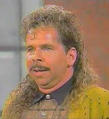Sweaty and a mullett - the ultimate turn-on! | Hair ...
