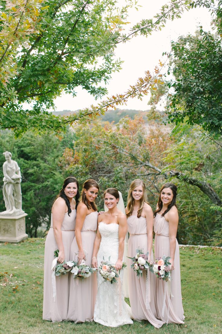 17 best bridesmaid dresses images on pinterest bill obrien beautiful fall pastel colored wedding ombrellifo Image collections