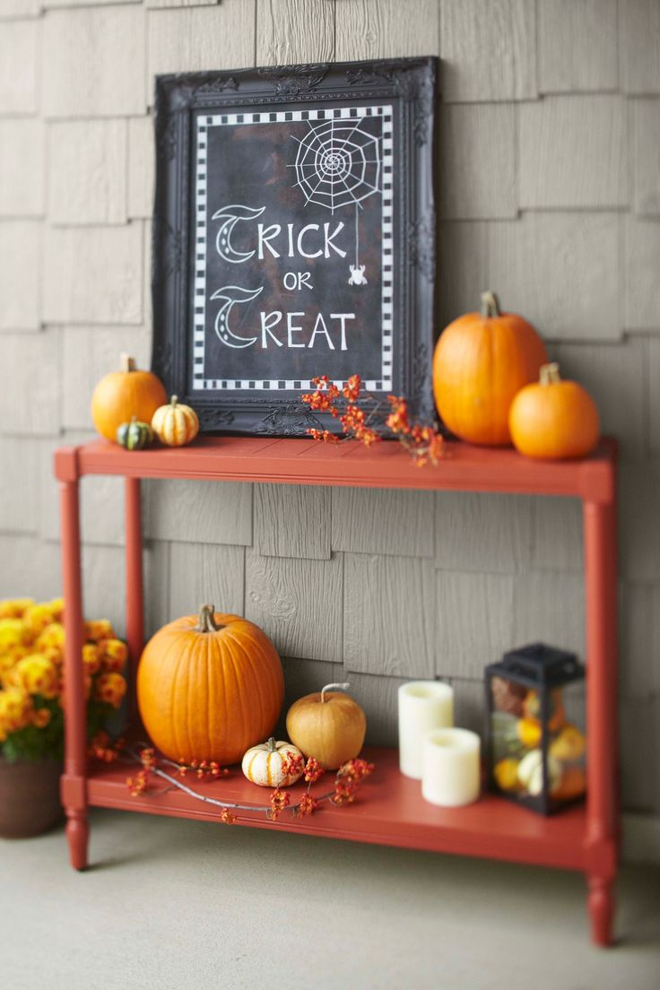 use this framed diy chalkboard as a menu sign halloween decoration or a - Lowes Halloween Decorations