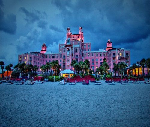 Don Cesar Hotel St Pete Beach Florida Love This Place