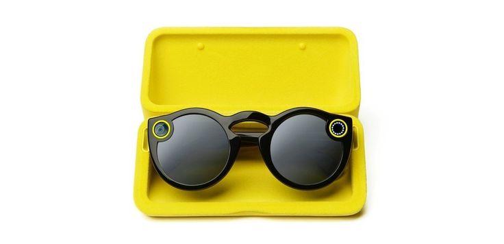 Snapchat presentó sus lentes con cámara y cambió de nombre
