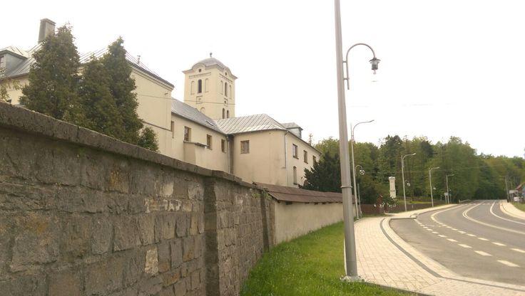 Polska - Św. Katarzyna k. Kielc - Klasztor Sióstr Bernardynek