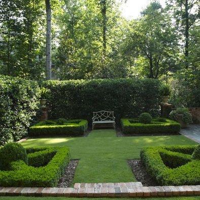 17 best images about french gardens on pinterest gardens for White garden design