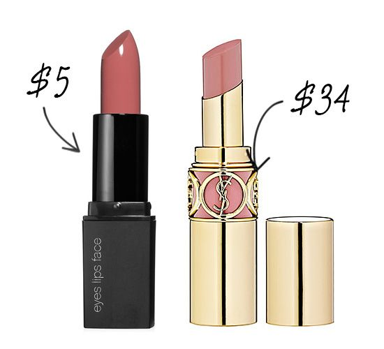 10 High-Impact Lipsticks Steals to Swap for High-End Splurges