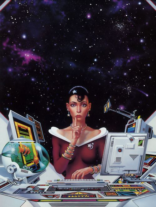 Cover art for C. J. Cherryh's Cyteen III: The Vindication by Don Maitz