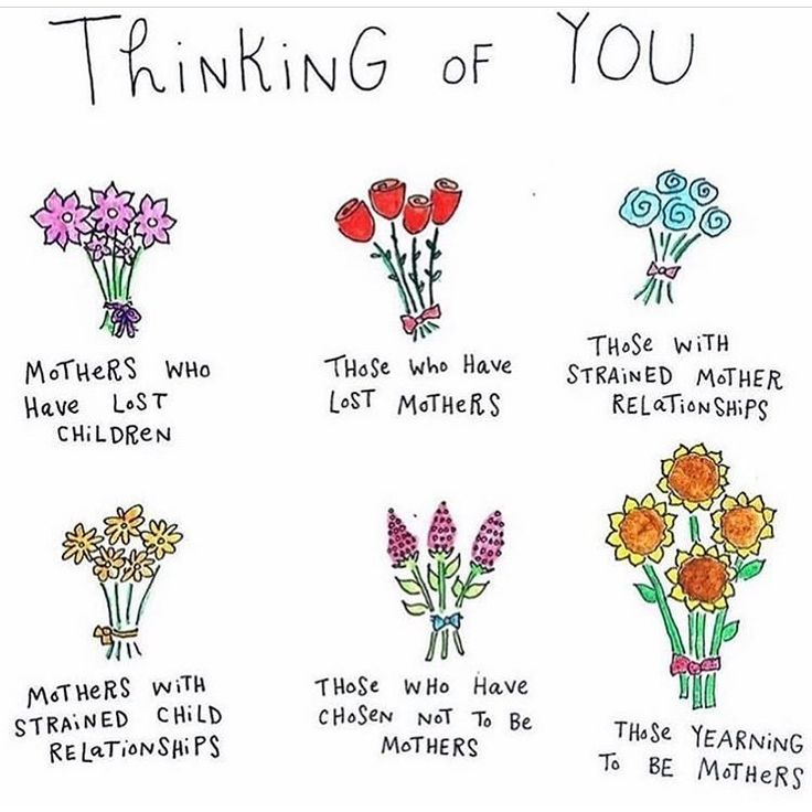 Mother's Day brings about a lot of emotion for a lot of