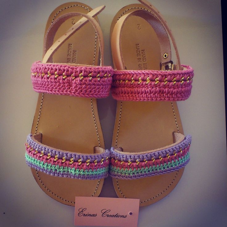 """Bizou Fuchsia"" Handmade Sandals"