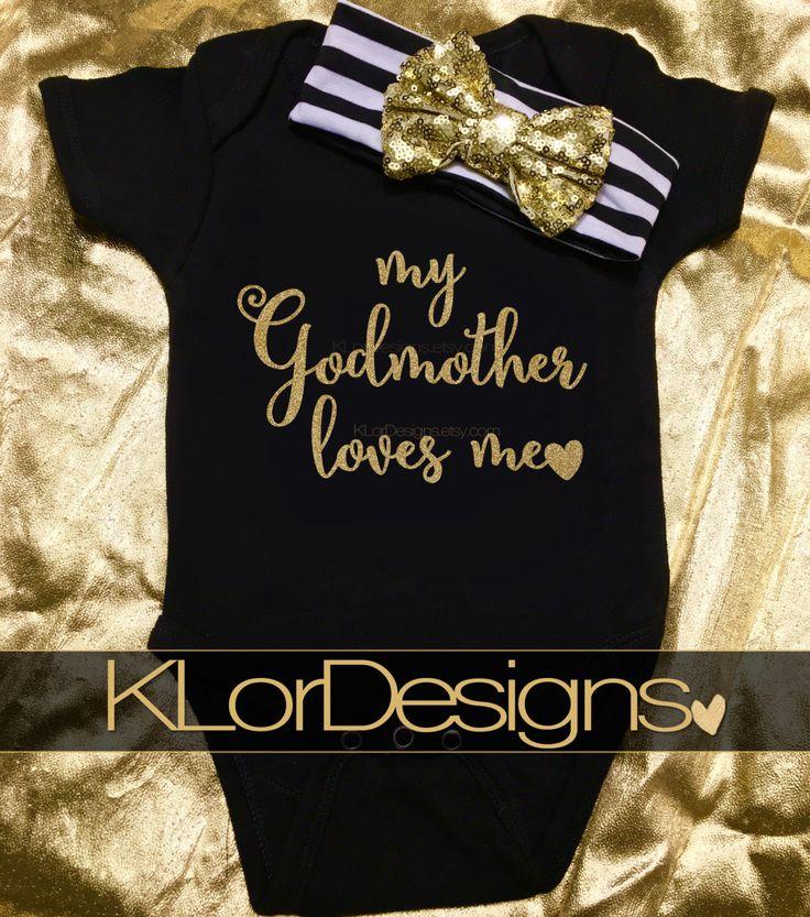 best godmother images on   goddaughter gifts, baptism, Baby shower invitation