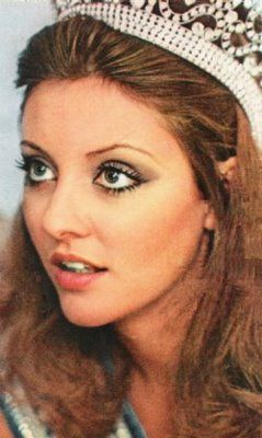 95% Ancestry of Lebanese from Canaanites. New Analysis of Ancient DNA. Georgina Rizk (Lebanese) - Miss Universe 1971