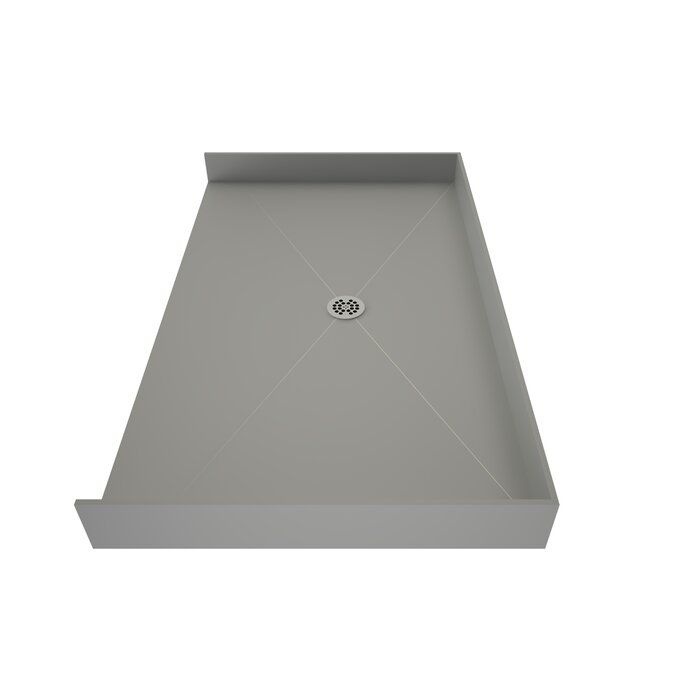 Barrier Free 72 X 33 Shower Base Shower Base One Piece Shower