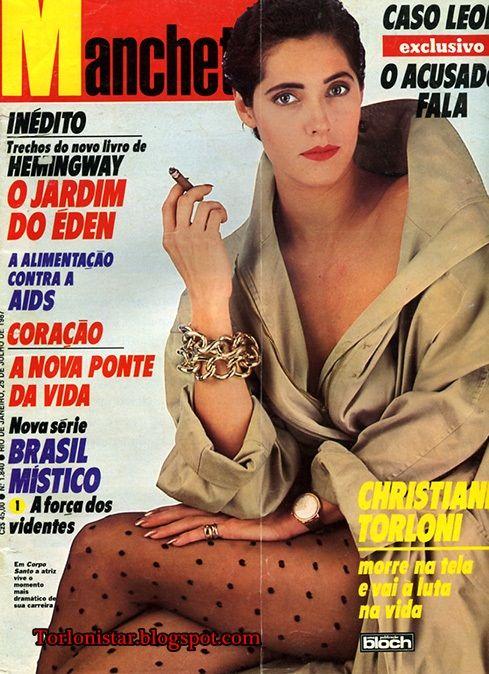 Cristiane Torloni, 1987