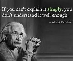 Einstein on writing... #writing #quotes #einstein