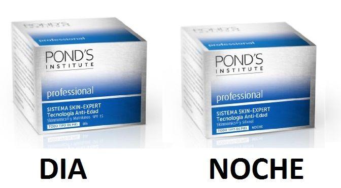¡Chollo! Crema Pond's gama Professional Terapia Termal y Antiedad por 4.18 euros.