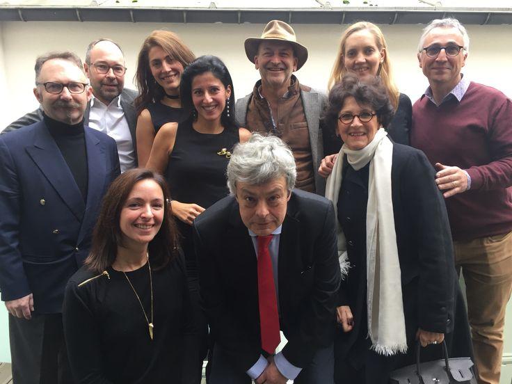 Mes Créateurs Joailliers, Jury du Savoir-faire et Jury de la Création.