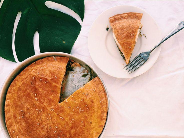 Lettuce Pie