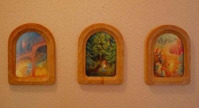 Dreamy fairytale prints