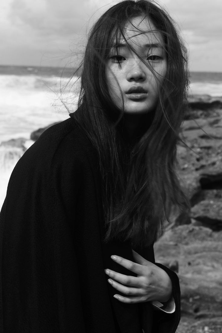 koreanmodel:  Shin Hyun Ji by Daniel Le Breton