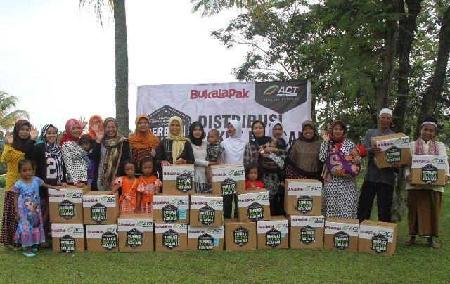 Distribusi Paket Pangan Ramadhan, Siapa Menyusul?