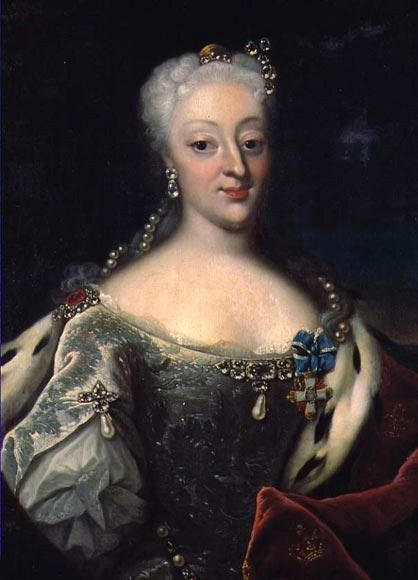 Queen Sophie Magdalene of Denmark