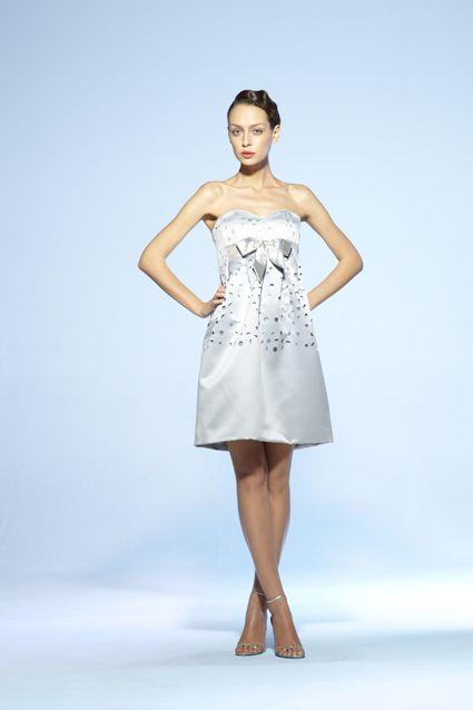 Collection soir Suzanne Ermann, robe Lazarine.