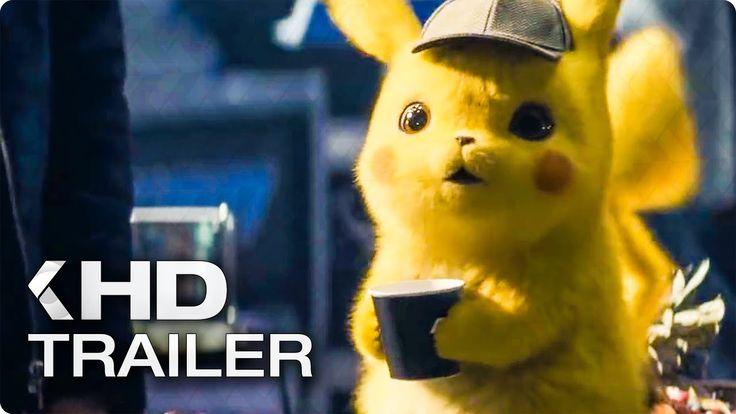 POKEMON: Detective Pikachu – Creepy Childhood Bed TV Spot & Trailer (2019