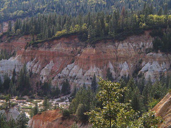 Malakoff Diggins SHP - hiking, Nevada City