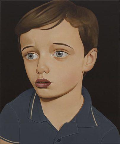 Peter Stichbury  Noah, 2011