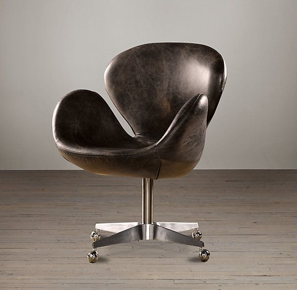 Devon Chair By Restoration Hardware This Has The Cool Factor And It Might Be In Stock Not Adjule Comfort Level Is Unknown Chy House