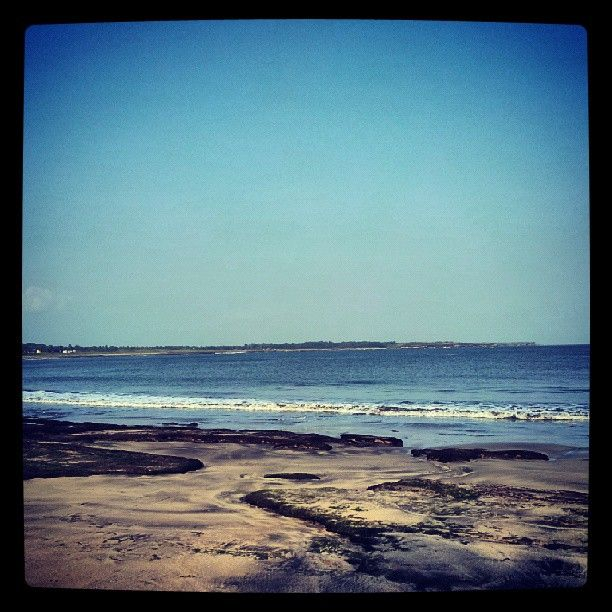 Nagoa Beach in Diu, Daman and Diu