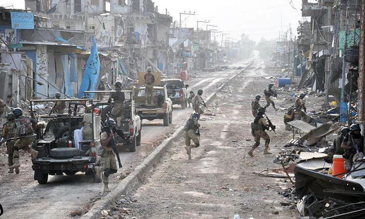What are the measures being taken to secure the Pak-Afghan border to prevent militants from re-entering?—ISPR/File