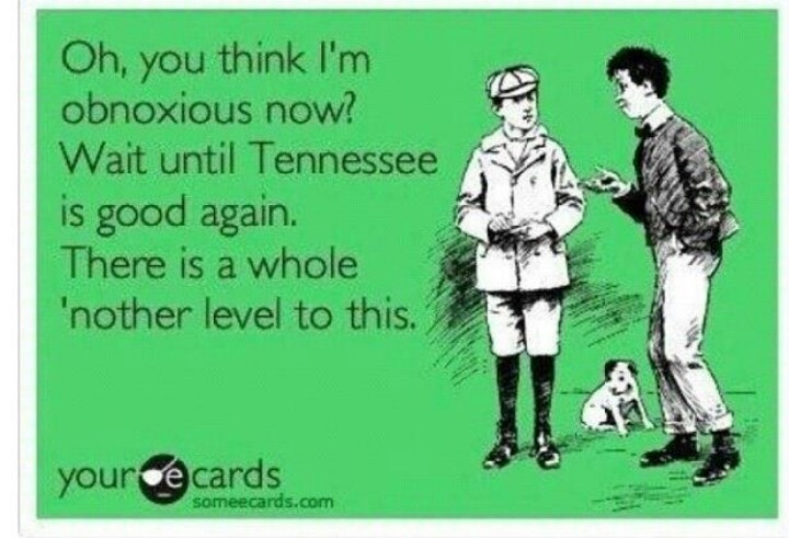 University of Tennessee , I'll always be a TN VOLS FAN!!!