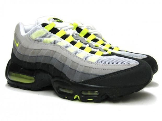 nikeairmax95 - The 50 Greatest Running Shoes of All Time | Complex UK