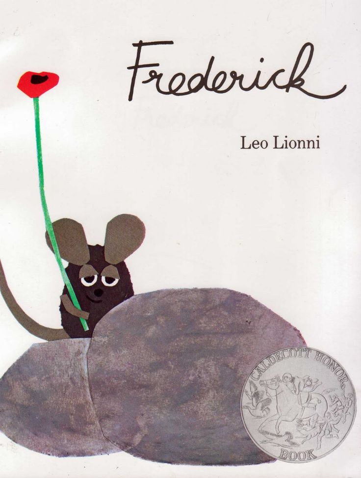 Leo Lionni, love this book!