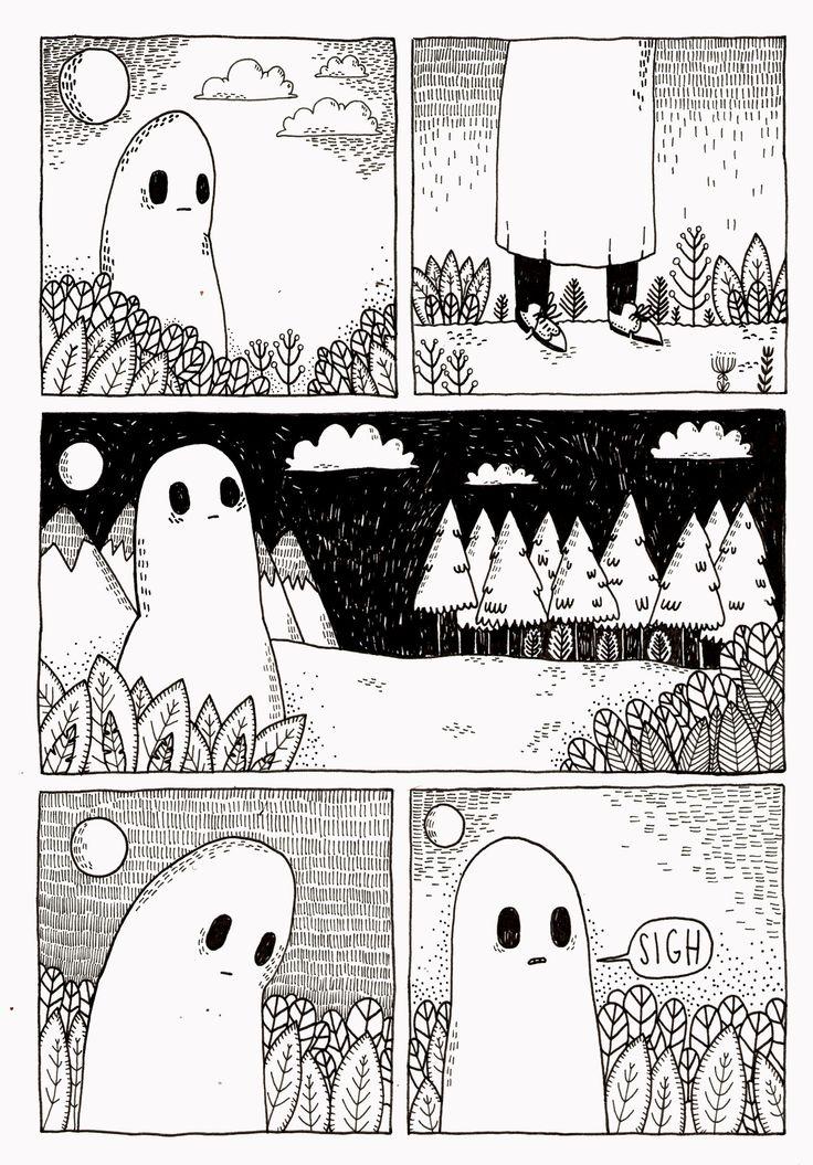 sad ghost club.