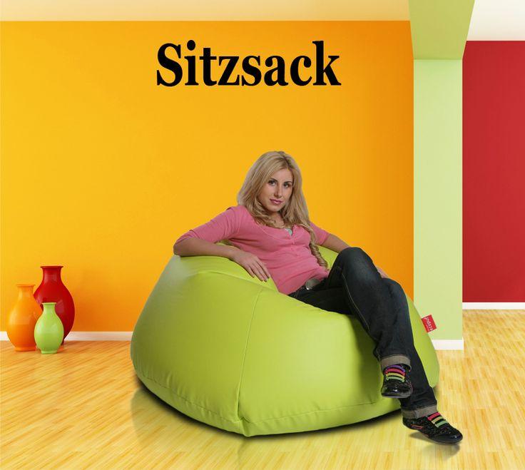 17 best Sitzsack images on Pinterest Ale, Beans and Frogs - der sitzsack trendy und super bequem