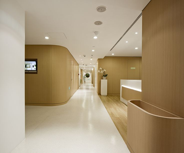 Robarts Interiors and Architecture - Deheng Clinic