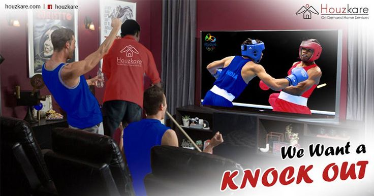 Vijender did it in 2008 and now Vikas will in 2016! Go India, go Vikas! Punch your way to a gold for India. Whiie you enjoy RIo 2016, Houzkare does all your domestic needs. Book nw @ houzkare.com #Houzkare #DomesticHomeNeeds #Rio2016 #Olympics #Vikas #Boxing