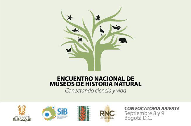 PRIMER ENCUENTRO DE MUSEOS DE HISTORIA NATURAL