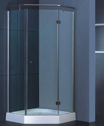 oasis one piece shower stalls