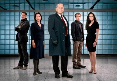 Best. Spy. Show. Ever.   Spooks (in USA known as MI-5)   Season 10 is currently airing...yipee!
