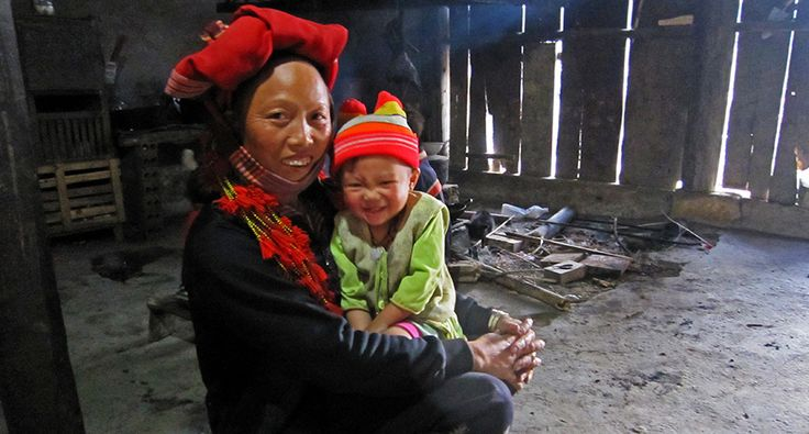 Thanh Kim village - Sapa, Vietnam. #sapa #thanhkim #village #reddao #ethnic #minority #vietnam #travel #wandering
