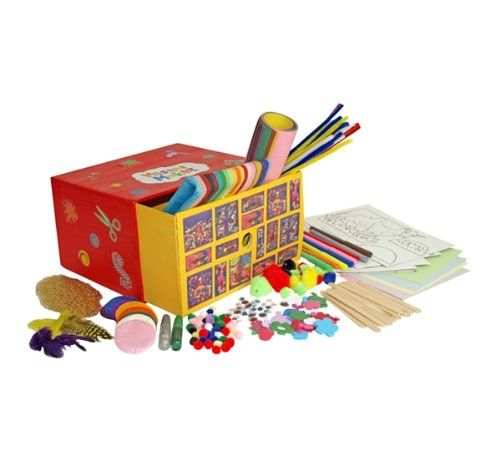 Mister Maker Craft Kit - A parents review of the famous Doodle Drawers!