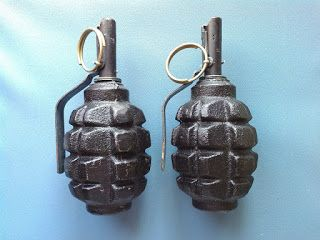 FOR SALE HAND GRENADE F1 EASTERN FRONT OPERATION BARBAROSSA GERMAN SOVIET UNION RUSSIA WW2 PRICE $75