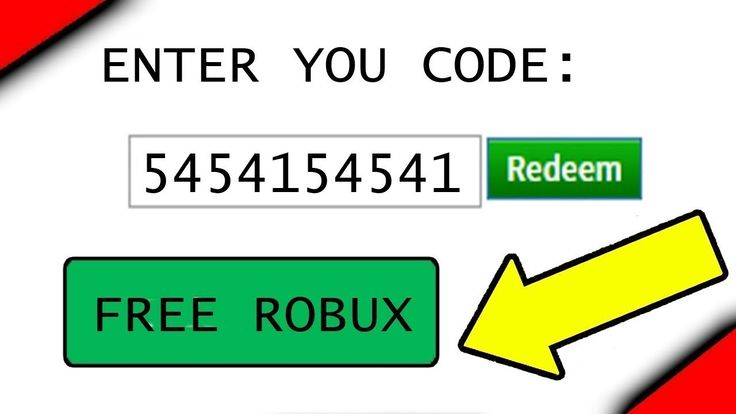 Pin en free robux is not a thing