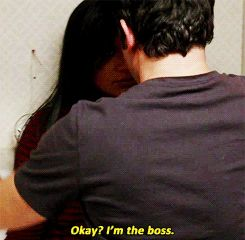"Because Danny's the boss. | 22 Reasons We Absolutely Need A Full Season Of ""The Mindy Project"" Next Season"