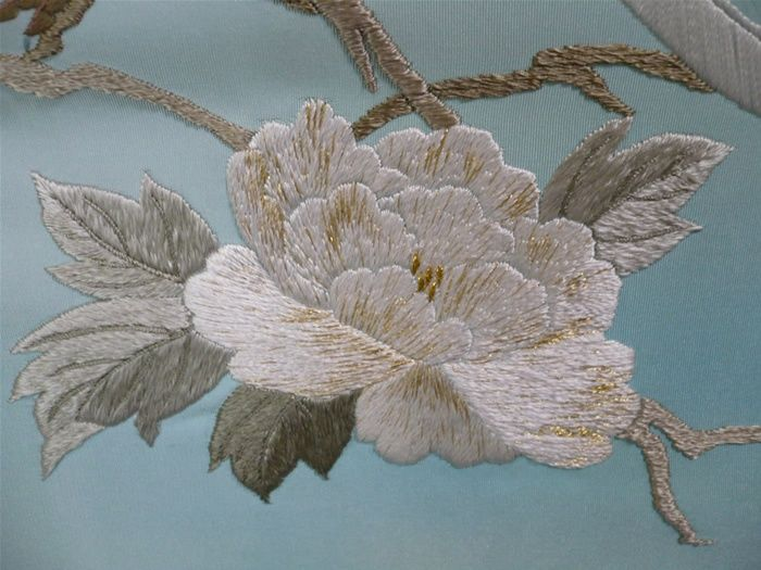 Japanese embroidery | Embroidery | Pinterest